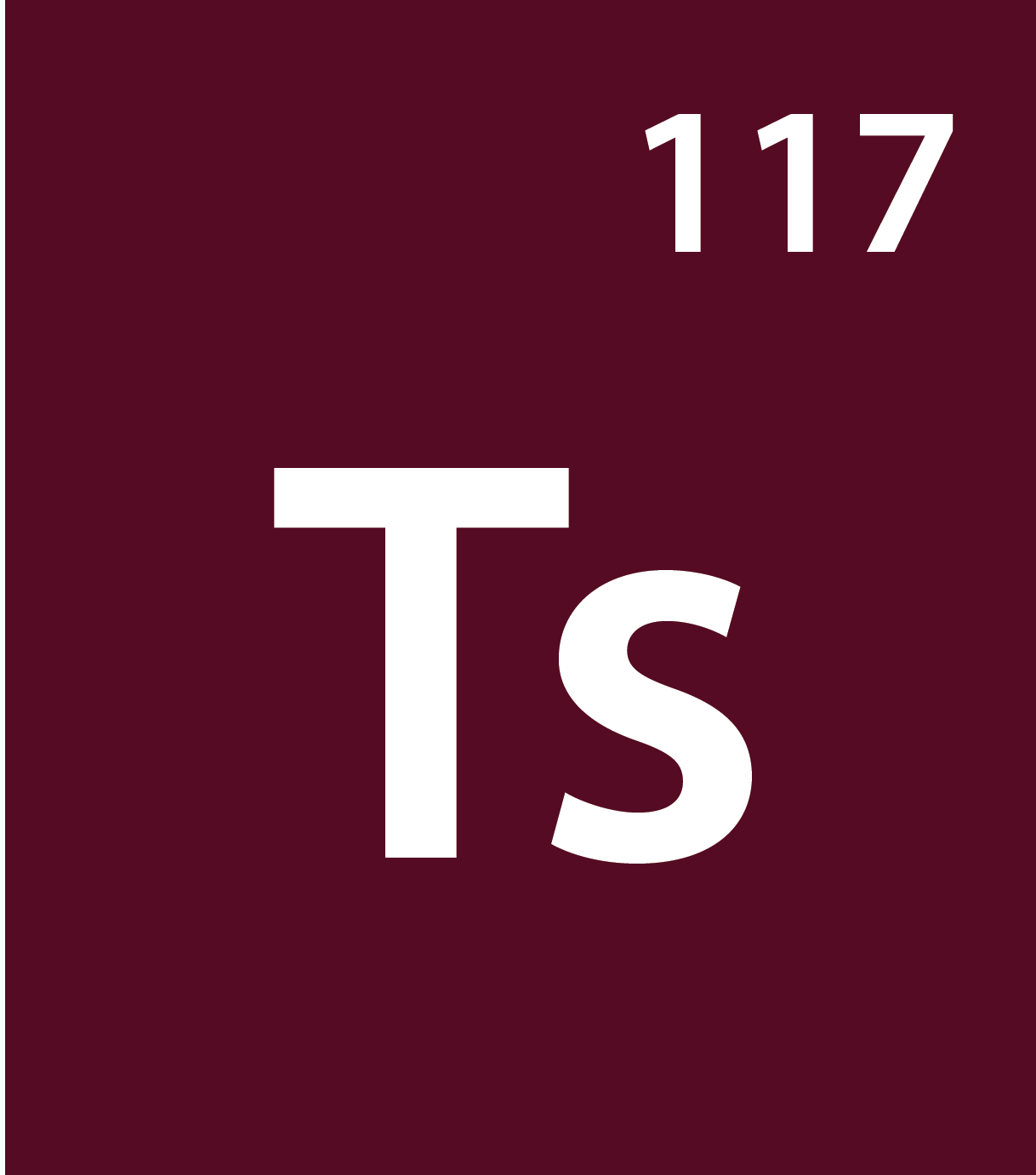 Tennessine isotopes